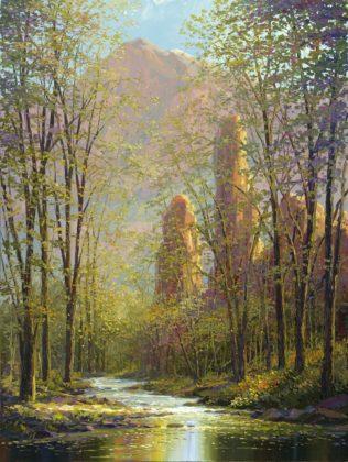 Chiricahua Creek