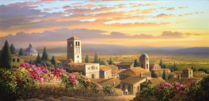 Color of Assisi
