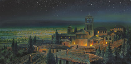 Lights of Assisi
