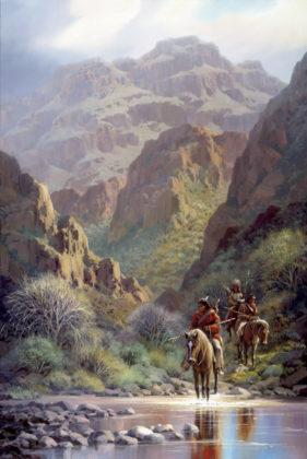 Mescalero Canyon