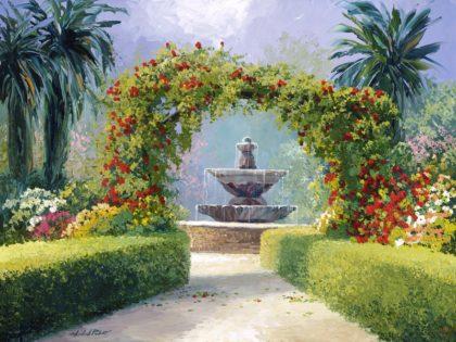 Santa Ines Fountain
